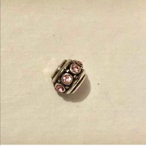 🆕Listing! Brighton mini-bead with pink crystals